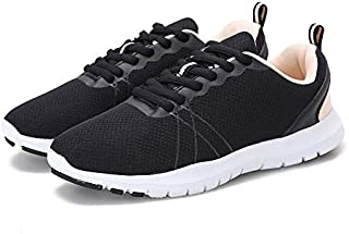 KANCOOLEST Women's Breathable Mesh Athletics Running Shoes Casual Lightweight Walking Shoes Soft Fashion Sports Sneakers