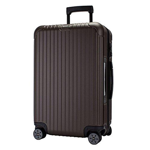 RIMOWA [ リモワ ] サルサ 811.63.38.5 SALSA 4輪 MultiWheel matte bronze マットブロンズ スーツケース 63L 電子タグ 【E-Tag】 [並行輸入品]