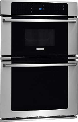 Electrolux EW30MC65PS30' Stainless Steel Electric Combination Wall Oven - Convection