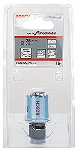 Scie-Trépan Spéciale pour Tôle, 25mm Diamètre