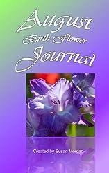 August Birth Flower Journal