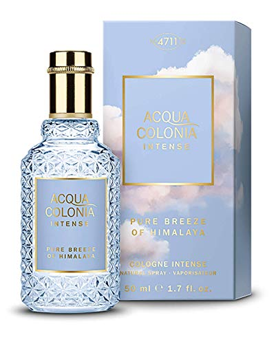 4711 ACQUA COLONIA Intense Pure Breeze of Himalaya Eau de Cologne 50ml
