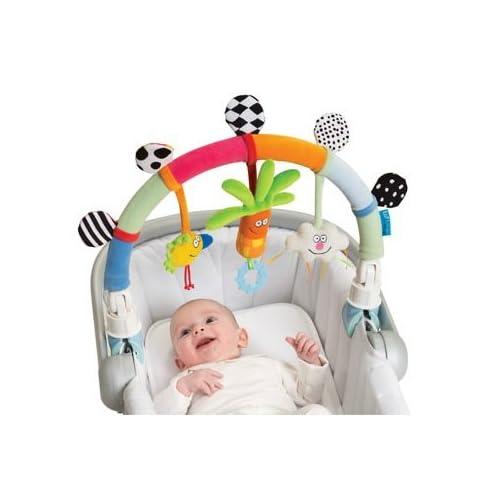 Taf Toys Rainbow Pram Arch Baby Toy, 11675.0