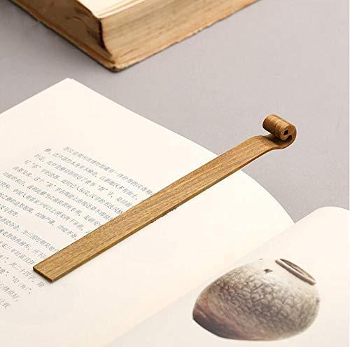 Segnalibri in legno Regali creativi Retro segnalibri in legno fatti a mano Personalizzazione regalo di laurea per studenti,01