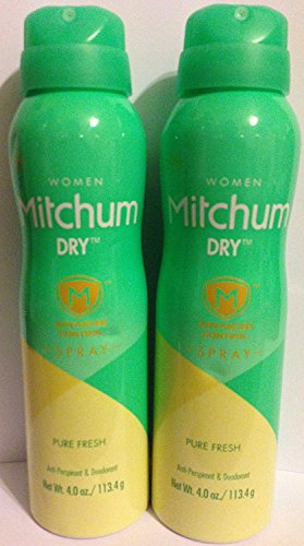10 Best Mitchum Deodorant Spray For Women