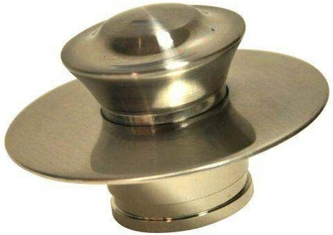 Drain Stopper Brushed Nickel for Chicago Mall Accessories Bathroom sto Las Vegas Mall