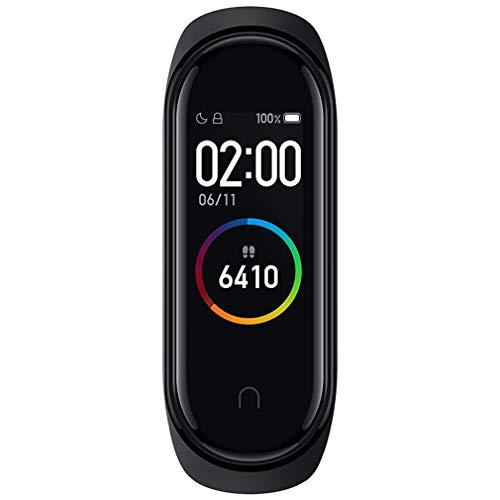 N/V Xiaomi Band 3 Smart Wristband Fitness Band 3 Pantalla táctil grande OLED Mensaje Frecuencia Cardíaca Tiempo Impermeable Reloj de Fitness con Monitor de Ritmo Cardíaco
