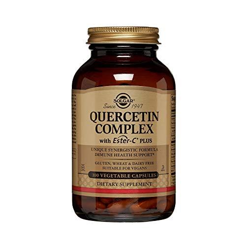 Solgar Quercetin Complex with Ester-C® Plus review