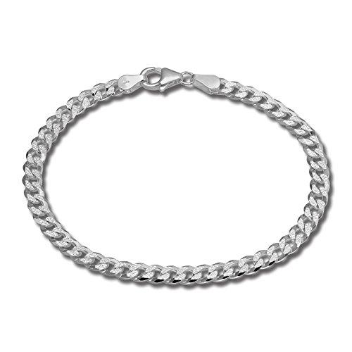 Plata Dream brazo joyas 19cm tanque de pulsera cadena Mujer Hombre Plata sda2359j