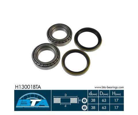 BTA H13001BTA Radlagersatz Radlager, Radlager & Radlagersatz Vorne, rechts, links