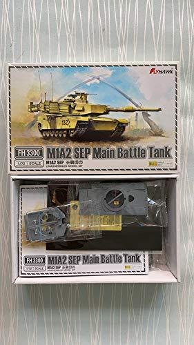 Flyhawk - m1a2 sep main battle tank