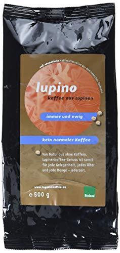 Biolandhof Klein Lupino gemahlen Bio Lupinen Kaffee, 1er Pack (1 x 0.5 kg)