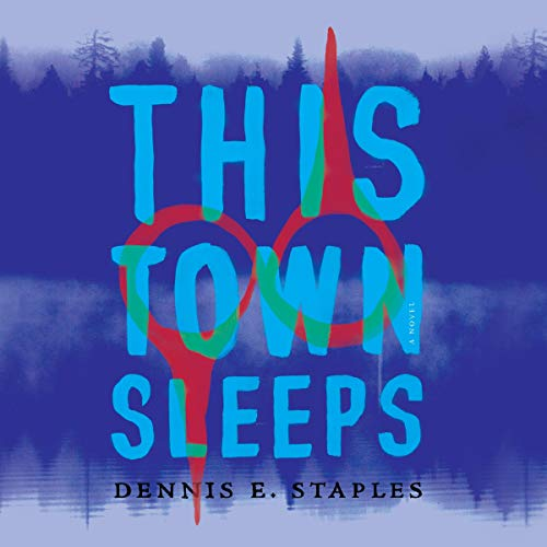 This Town Sleeps audiobook cover art