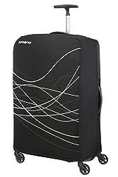 Samsonite Travel Accessories V Foldable Cover L Reisedecke, Schwarz