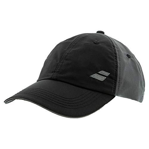 Babolat Basic Logo Cap Gorra, Unisex Adulto, Black/Black,...