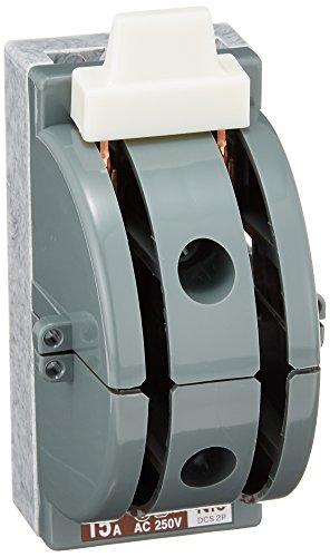日東工業 DCS 切換カバースイッチ DCS2P15A