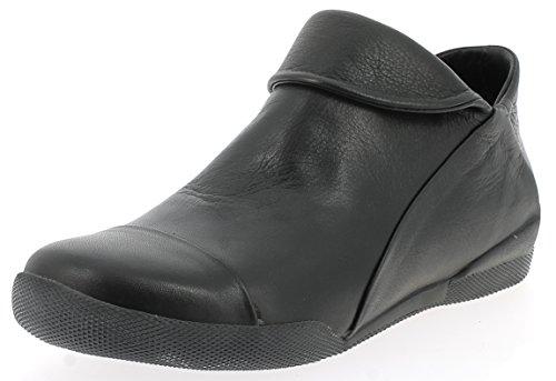Andrea Conti Andrea Conti Damen Slipper 0341535, Farbe:schwarz, Größe:37 EU