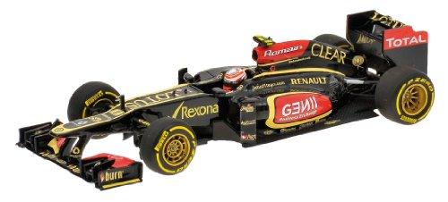 PMA 1/43 Lotus Renault voiture du spectacle 2013 R Grosjean (japon importation)