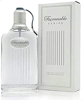 Faconnable Stripe Eau de Toilette for Men 100ml