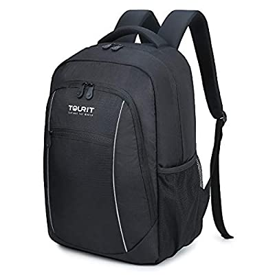 TOURIT Insulated Cooler Backpack Lightweight Backpack Cooler Bag Leak-Proof Backpack with Cooler for Men Women to Work, Picnics, Hiking, Camping, Beach, Park Day Trips, 25 Cans
