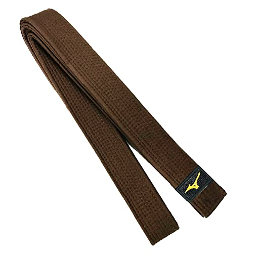 Mizuno Obi - Cinturón de judo, marrón