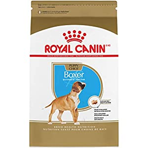 Royal Canin Boxer Puppy Breed Specific Dry Dog Food, 30 lb. bag