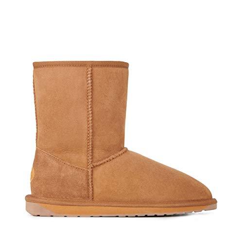 EMU Australia Womens Stinger Lo Winter Real Sheepskin Boots