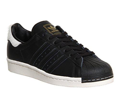 adidas originals - Superstar 80S W - 40 2/3, Noir