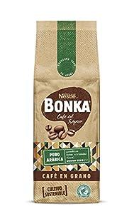 Bonka Café Tostado Grano Puro Arábica, 500 g