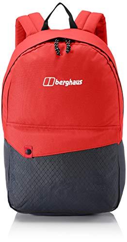 Berghaus Unisex-Adult Brand bag Rucksack Rot