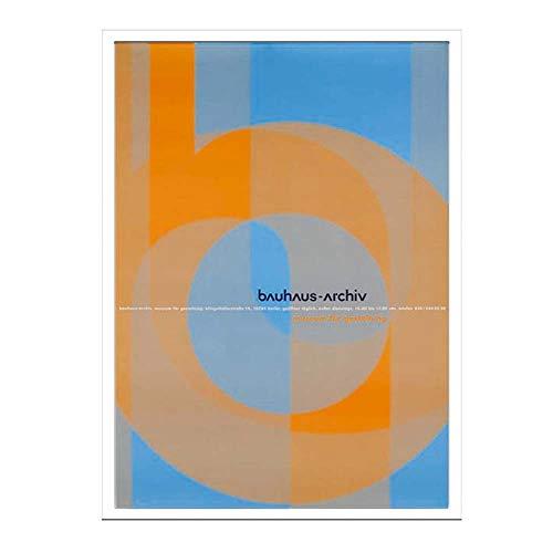 JIG アートポスター デザイナーズ コレクション バウハウス Archiv 1996 doppelpunkt IBH-70045