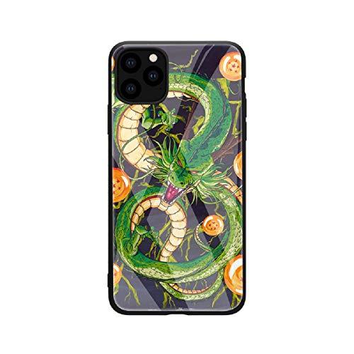 Cassa Del Telefono Della Sfera Del Drago Del Anime Del Fumetto Per Iphone 6 6S 7 8 Plus X XR XS Max 11 12 Pro Max Mini Manga Cellulare Covers (7, iPhone 6 6S)