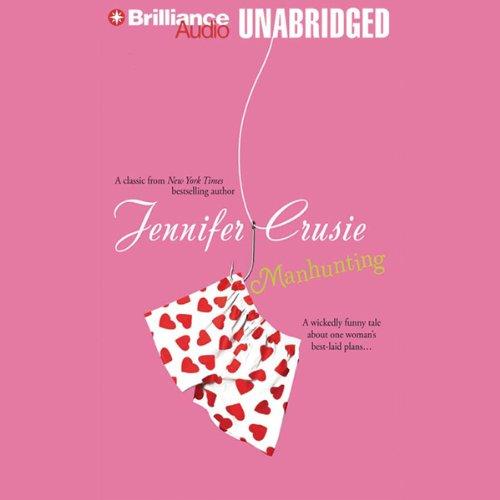 Manhunting audiobook cover art