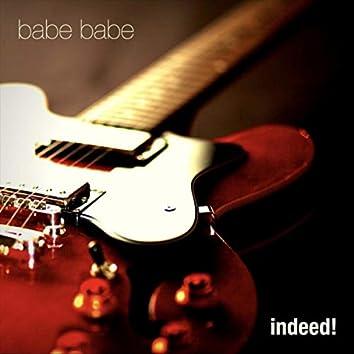 Babe Babe (feat. Walter Schlegl)