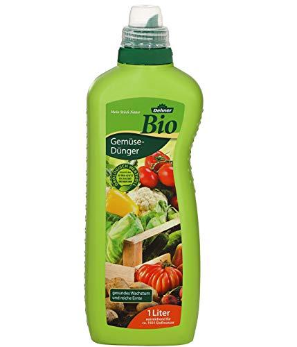 Bio Gemüsedünger flüssig