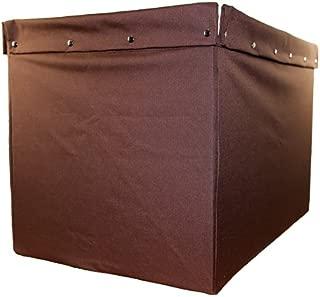 American Supply Full Replacement Laundry Hamper Truck Bag/Liner for Steele/Dandux Cart (10 Bushel 24