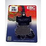 EBC FA081 - Pastillas de Freno compatibles con Yamaha SR 125 250 XS 400 XT 600 XV 250 500 XZ 500