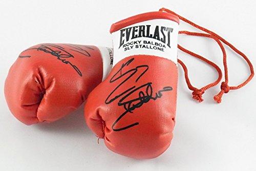 Everlast Signiert Mini Boxhandschuhe Rocky Balboa (Sylvester Stallone) (a Pair)