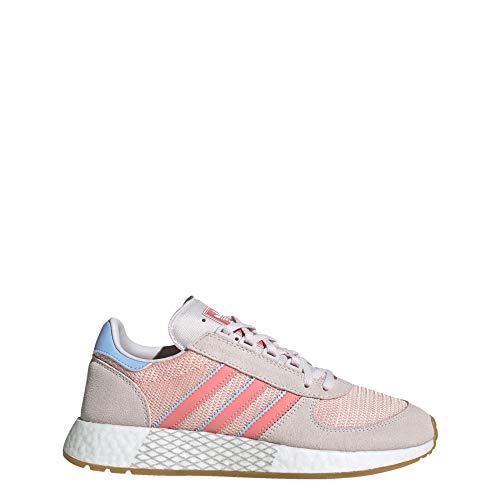 adidas Sneakers Marathon Tech W in Camoscio EE4944 Orchid Size:3