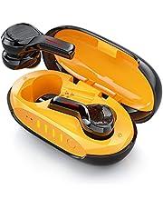 Auricolari Bluetooth Sport, LHBD Cuffie Bluetooth con Cancellazione del Rumore per Chiamate Chiare, Auricolari Wireless con 4 Driver Dinamici, Cuffie con Microfoni/Audio Stereo HD/IPX6/Touch Control