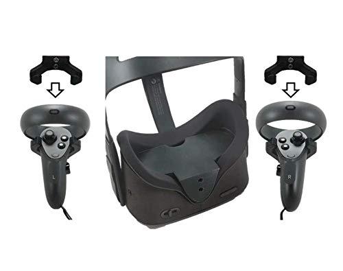 Oculus Quest - Soporte de pared, color negro