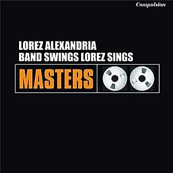 Band Swings Lorez Sings