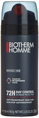 Biotherm Day Control Anti-Transpirant 72H, Deodorant Spray, 1er Pack (1 x 150 ml)