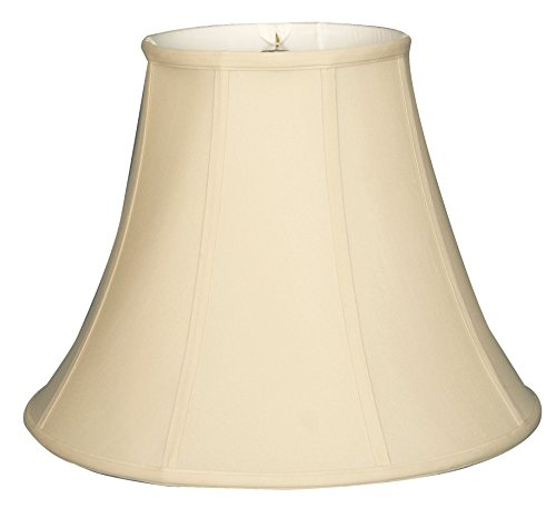 Royal Designs lampenkap, vierkant, klok