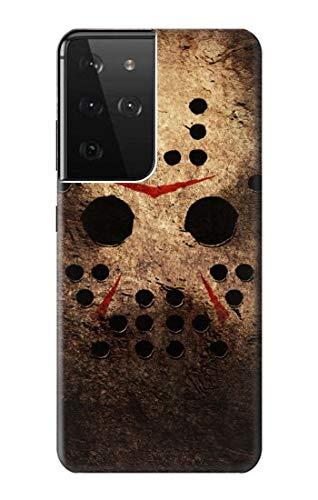 R2830 Horror Hockey Case Cover for Samsung Galaxy S21 Ultra 5G