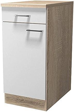 Relativ Suchergebnis auf Amazon.de für: küchenunterschrank 40 cm breit FV54