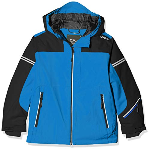 CMP Chaqueta de esquí Feel Warm Flat 5.000 39W1874 Chaqueta, Niños, River, 176