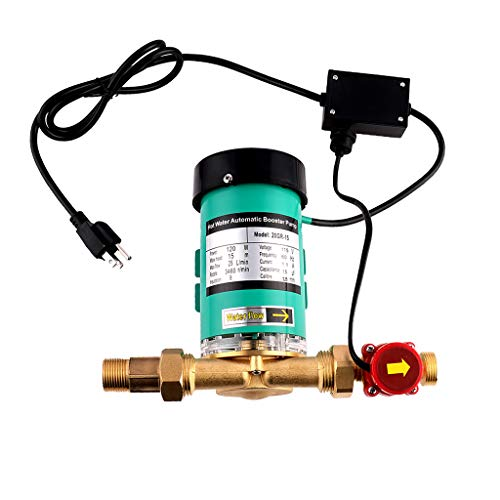 water flow booster pump - 2