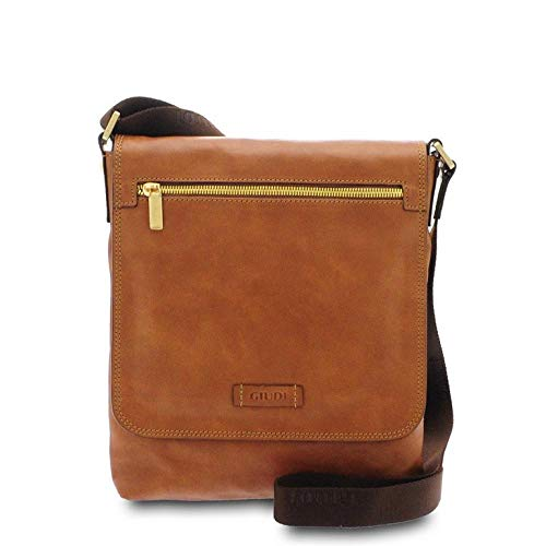 GIUDI® - Men's bag in cowhide le...