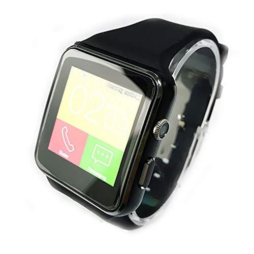 #N/V X6 reloj inteligente de los hombres y las mujeres inalámbrico tarjeta reloj deportivo teléfono reloj información indicador inteligente pulsera